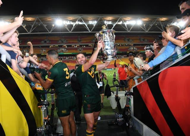 Australia have won the Rugby League World Cup a record 11 times