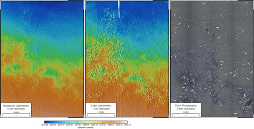 MBARI collaborates with 3D at Depth on Next Generation High Resolution Bathymetry System