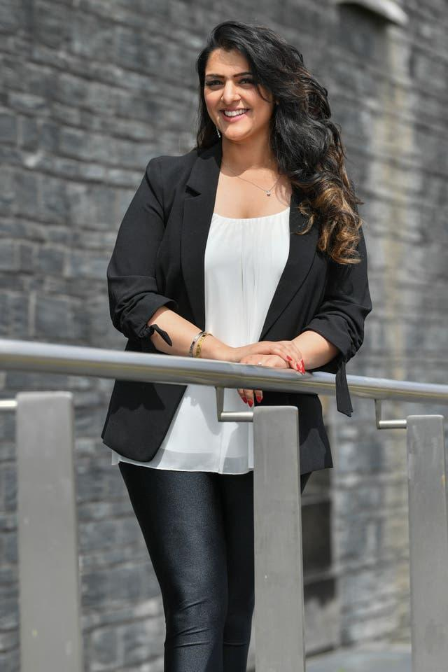 First woman of colour in the Welsh Parliament