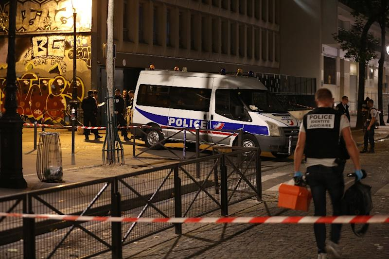Seven Wounded in Paris Knife Attack