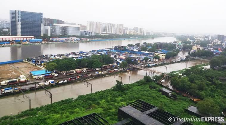 mumbai rains, mumbai rain, Thane rains, Pune weather, mumbai rains update, mumbai rains today, mumbai rains today, mumbai weather, mumbai rains forecast, mumbai rains forecast today, mumbai weather, mumbai weather today, mumbai weather forecast, mumbai weather forecast today, mumbai forecast, Wetaher, IMD, India News, Mumbai news, Indian Express