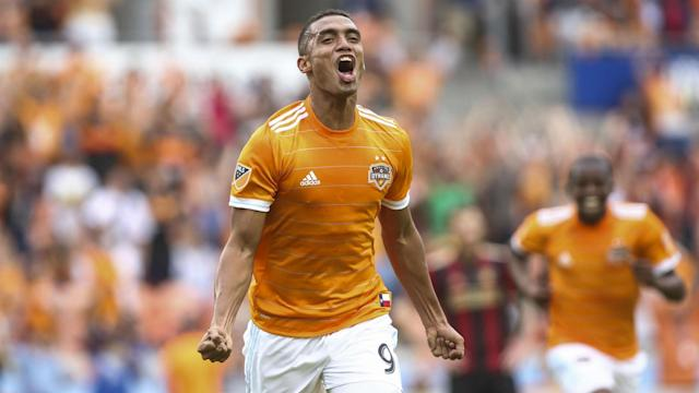 Mauro Manotas Houston Dynamo MLS
