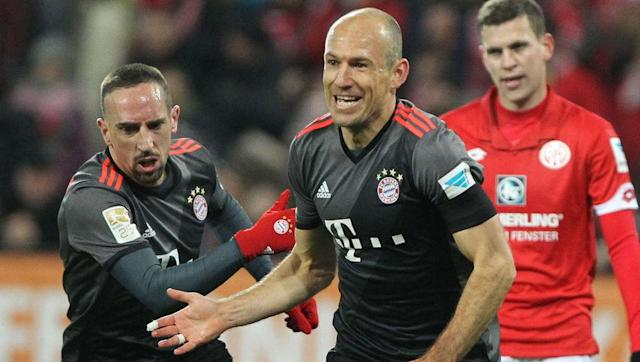 <p>Bayern have been unfortunate with injuries to key players this season. Star wingers Franck Ribery and Arjen Robben have often had spells on the sidelines with various injuries. </p> <br><p>Robben picked up an injury near the start of the season in October, his first appearance since a previous seven month injury layoff. Ribery has recently been been out of action with a hamstring injury.</p> <br><p>Both players have returned to the team in recent weeks and Ancelotti needs to hope that they can stay fit between now and the end of the season.</p> <br><p>Bayern's team doctor of 40 years resigned in 2015 after a public bust up with Guardiola over the team's injury record - Robben and Ribery were two of the players involved in the row. The pair haven't had much luck since either, and have picked up a number of injuries between them. </p>