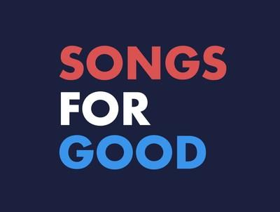 Songs for Good exists to amplify civic engagement movements through music. (PRNewsfoto/Songs for Good)