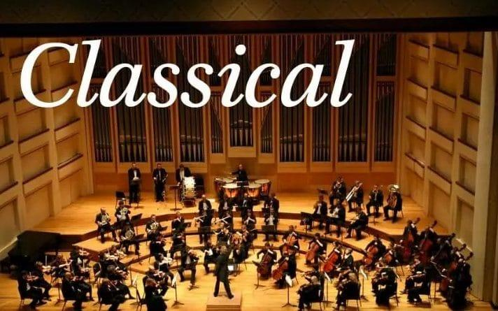 An orchestra