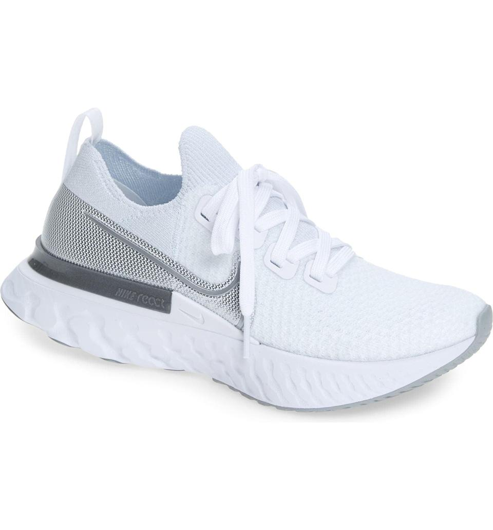 <p><span>Nike React Infinity Run Flyknit Running Shoe</span> ($120, originally $160)</p>