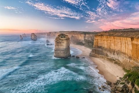 Many highlights await on the Great Ocean Road - Credit: istock