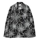 "<p>mhny.nyc</p><p><strong>$495.00</strong></p><p><a href=""https://mhny.nyc/collections/brands/products/rayon-spider-web-open-collar-shirt-black?variant=37733380161725"" rel=""nofollow noopener"" target=""_blank"" data-ylk=""slk:Shop Now"" class=""link rapid-noclick-resp"">Shop Now</a></p>"
