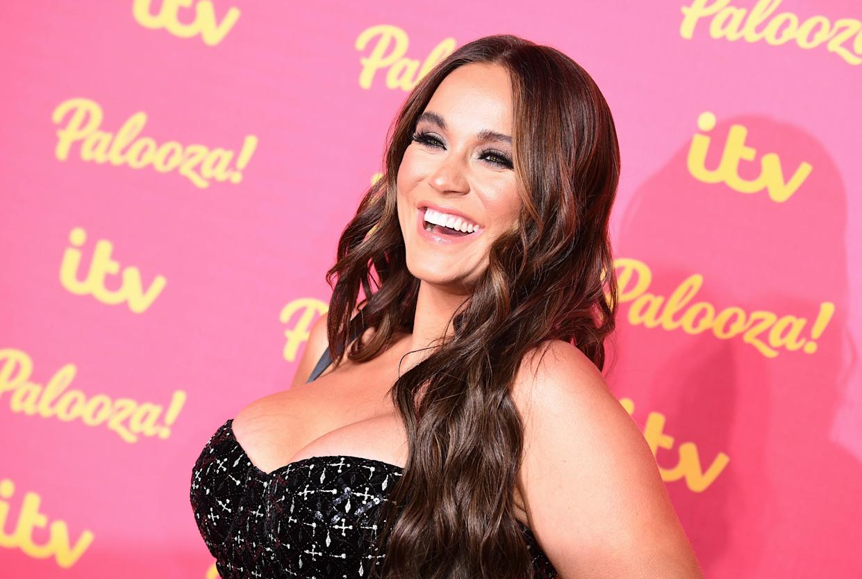 Vicky Pattison said she was 'mortified' after the excruciating interaction with Kelvin Fletcher's wife. (Jeff Spicer/Getty Images)
