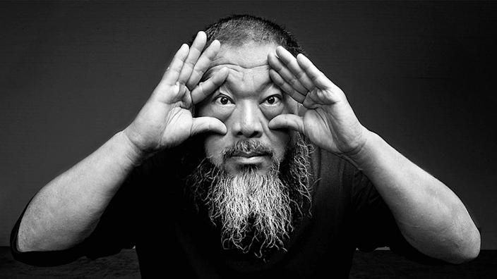 """Ai Weiwei says """"Cockroach is about the most significant struggle for freedom in our time"""""""