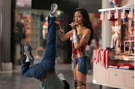 <p>'80s nostalgia is <em>real</em> right now... so why shouldn't Wonder Woman get in on all the big hair, synth-wave action? Gal Gadot and Chris Pine return in the DC Superhero sequel, but this time they face-off against an assuming friend-turned-foe played by Kristen Wiig.</p>