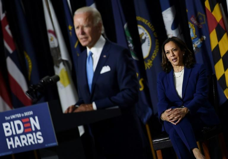 Democratic vice presidential running mate Kamala Harris must find a delicate balance between appearing capable, competent and engaging, while not outshining the person at the top of the ticket, White House hopeful Joe Biden