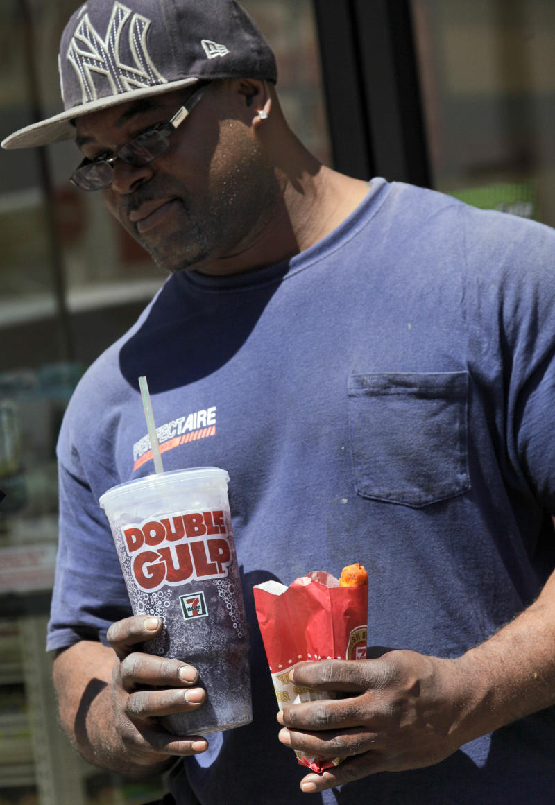 NYC proposes ban on sale of oversize sodas