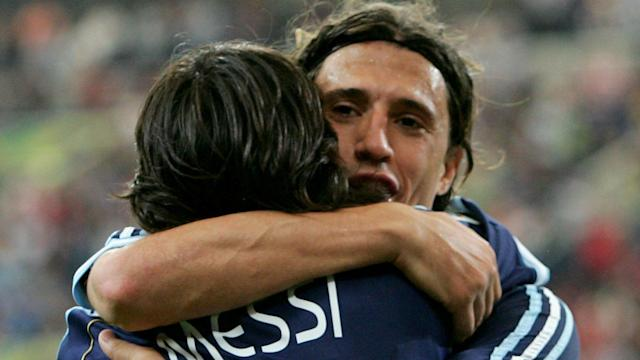 It is the ceaseless debate that provides no obvious winner, but Hernan Crespo has a very clear view on who the world's best footballer is.