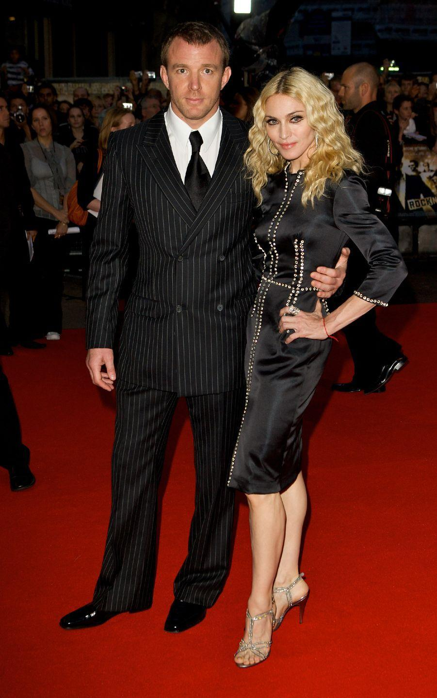 """<p><strong>Settlement:</strong> <a href=""""http://www.today.com/id/28239302/ns/today-today_entertainment/t/madonna-settles-ritchie-million/#.V-LoNDuaJHg"""" rel=""""nofollow noopener"""" target=""""_blank"""" data-ylk=""""slk:Between $76 million and $92 million"""" class=""""link rapid-noclick-resp"""">Between $76 million and $92 million</a></p><p>Their multi-million dollar settlement came in 2008, when the singer and film director decided to divorce after being married for just under eight years. Ritchie claims being with her was like being in a soap opera, while Madonna said the split was due to a loss of heat in their relationship. </p><p>""""Then time goes by, and you share a life, you have children, and there are cracks in the veneer. It's not as romantic as it used to be,"""" <a href=""""http://www.newsweek.com/madonna-lady-gaga-we-her-new-album-64351"""" rel=""""nofollow noopener"""" target=""""_blank"""" data-ylk=""""slk:she said"""" class=""""link rapid-noclick-resp"""">she said</a>.</p>"""
