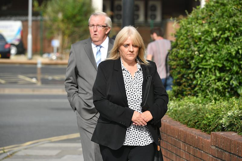 Sherry Bray, 48, and Christopher Ashford, 62, have been told they face jail after accessing CCTV footage of the post-mortem examination of the footballer  (Photo: PA Wire/PA Images)
