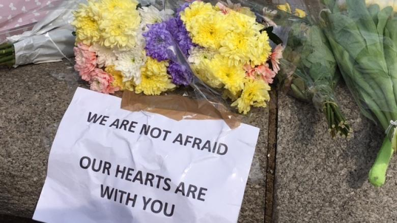 After a nightmare attack, the resilience of Londoners resurfaces