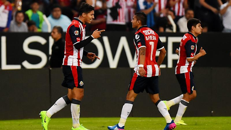 info for a7a2b be426 Angel of light: Zaldivar helps Chivas to win in first of two ...