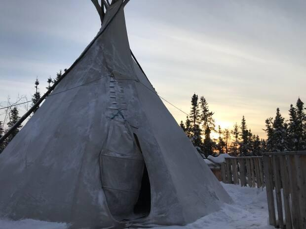 Wilbert Cook, executive director of Arctic Indigenous Wellness Foundation, said hunger is the pandemic nobody blinks an eye at.  (Randall McKenzie CBC - image credit)