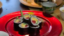 <p>If you love sushi, the <span>Japanese Cooking 101: A Livestreamed Sushi and Miso Soup Demonstration</span> ($30) is a must. Your host will teach you the secrets of sushi making as well as the strategy behind selecting ingredients.</p>