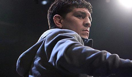 Nick Diaz Moves the Needle, but He's Retired at the Moment
