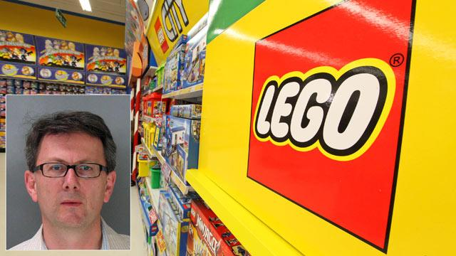 Software Exec Charged In Lego Bar Code Scam