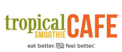 Tropical Smoothie Cafe is a national fast-casual cafe concept inspiring healthier lifestyles across the country with more than 730 locations nationwide. (PRNewsfoto/Tropical Smoothie Cafe)