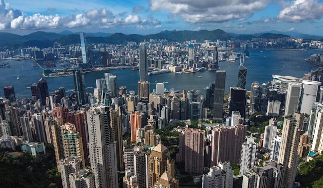 Hong Kong has enjoyed a boost to its own exported goods numbers thanks to a strong economic recovery in mainland China for the second quarter. Photo: Sun Yeung
