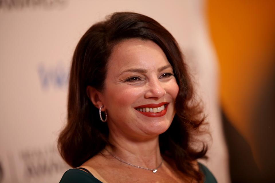 Actress Fran Drescher attends the 2015 Health Hero Awards hosted by WebMD at the Times Center on Nov. 5, 2015, in New York City. (Photo by Jemal Countess/Getty Images for WebMD)