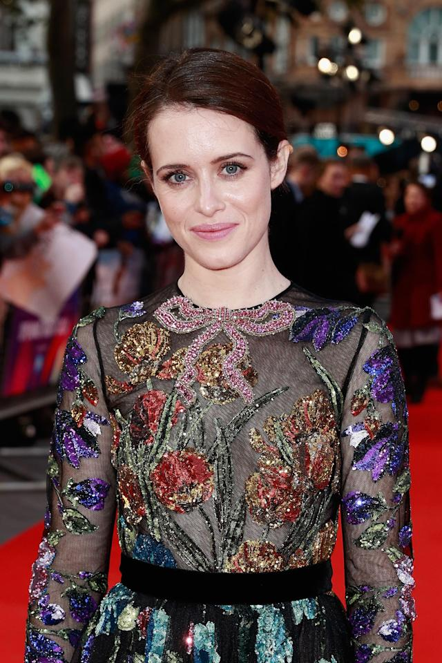 Claire Foy is the new Salander in <em>The Girl in the Spider's Web.</em> (Photo: Getty Images)