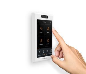 Simple wins the day. Brilliant is a touchscreen control panel with built-in Alexa voice control that makes it easy for everyone (family, friends, guests) to control popular smart home products and experiences: lighting, cameras, locks, garages, music, climate, intercom, scenes, and more.