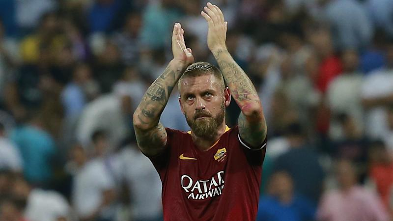 Ranieri to pay fine if De Rossi wears special armband in Roma farewell