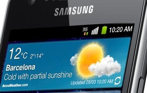 Super skinny Samsung Galaxy S III coming in May