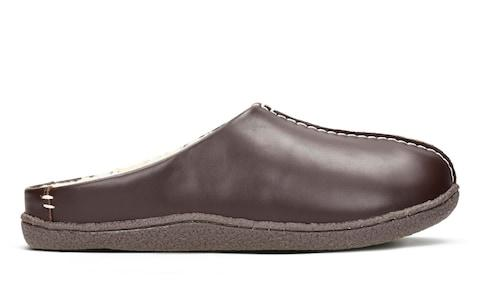 Clarks relaxed slipper