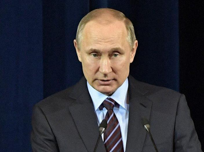Russian President Vladimir Putin (Photo: AP)