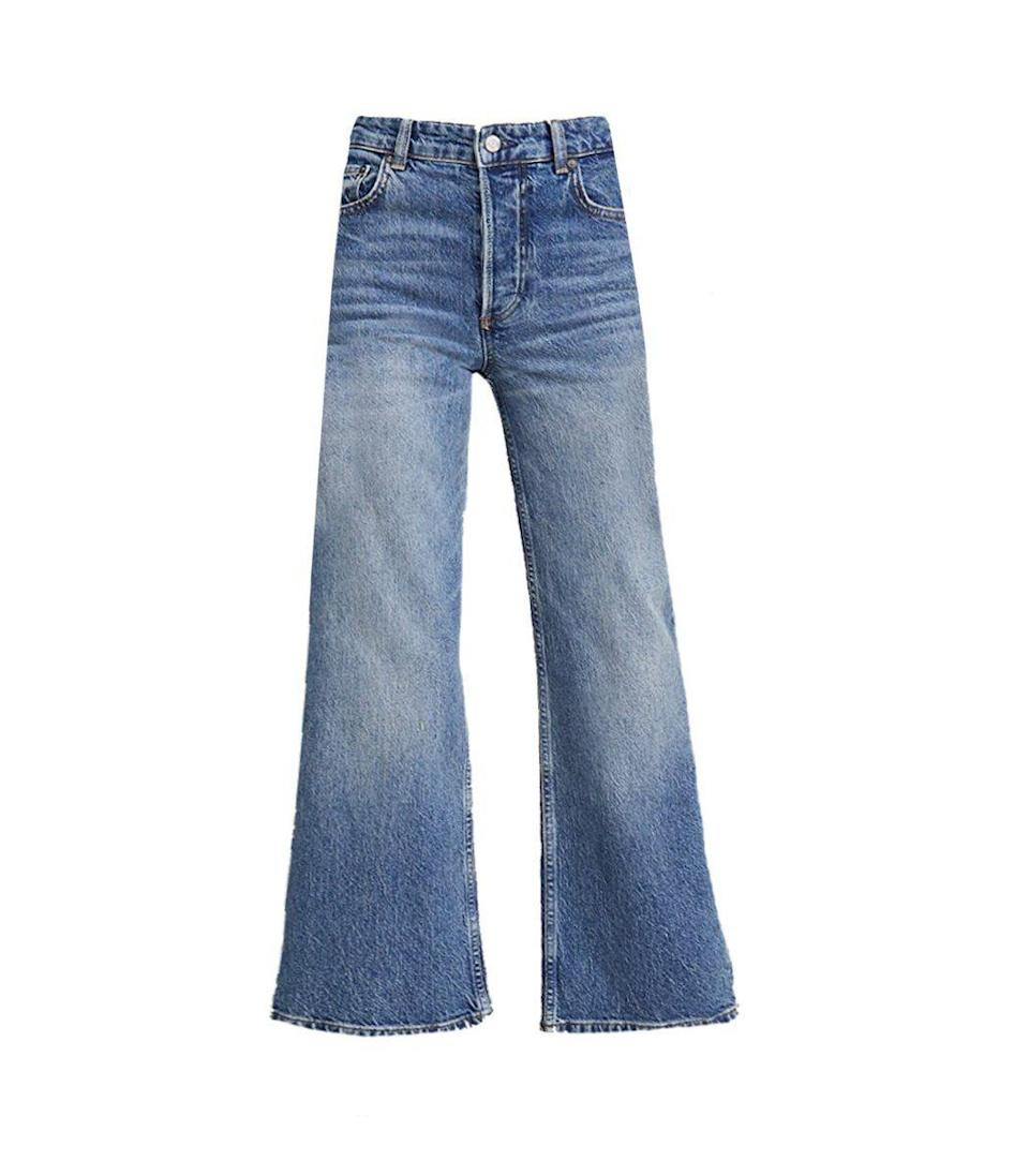 """<p><strong>Boyish Jeans</strong></p><p>ShopBAZAAR.com</p><p><strong>$160.00</strong></p><p><a href=""""https://go.redirectingat.com?id=74968X1596630&url=https%3A%2F%2Fshop.harpersbazaar.com%2Fdesigners%2Fboyish-jeans%2Fmikey-high-rise-stretch-wide-leg-65605.html&sref=https%3A%2F%2Fwww.harpersbazaar.com%2Ffashion%2Fg31944159%2Fmothers-day-gifts-from-daughters%2F"""" rel=""""nofollow noopener"""" target=""""_blank"""" data-ylk=""""slk:Shop Now"""" class=""""link rapid-noclick-resp"""">Shop Now</a></p><p>A great pair of jeans will take her many places. She'll love these not-so-mom jeans dressed up and down.</p>"""
