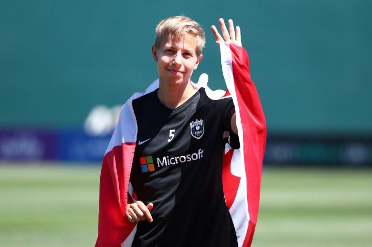 Canada midfielder Quinn comes out as transgender