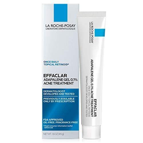 """<p><strong>La Roche-Posay</strong></p><p>amazon.com</p><p><strong>$29.99</strong></p><p><a href=""""https://www.amazon.com/dp/B07SQFQFXX?tag=syn-yahoo-20&ascsubtag=%5Bartid%7C10063.g.35091097%5Bsrc%7Cyahoo-us"""" rel=""""nofollow noopener"""" target=""""_blank"""" data-ylk=""""slk:BUY IT HERE"""" class=""""link rapid-noclick-resp"""">BUY IT HERE</a></p><p>Many retinol products can cause irritation, especially when you first start using them. Dr. Hartman recommends this one because it's a """"prescription strength retinoid that is available over the counter and is mild enough to not cause irritation, but strong enough to deliver results strong enough for a man.""""</p>"""