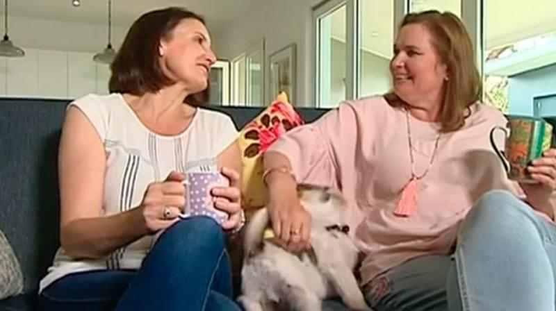 Until last year, Natalie and Fiona were complete strangers, living separate lives in different cities but fighting the same battle. Source: Today Tonight
