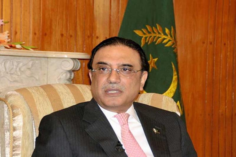 Ex-Pak President Asif Ali Zardari to Contest Election After 24-Year Gap