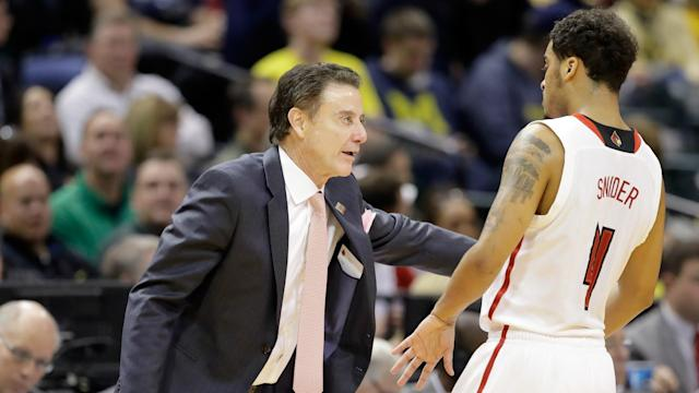 This is why Rick Pitino's Louisville teams are so hard to beat in the NCAA Tournament.