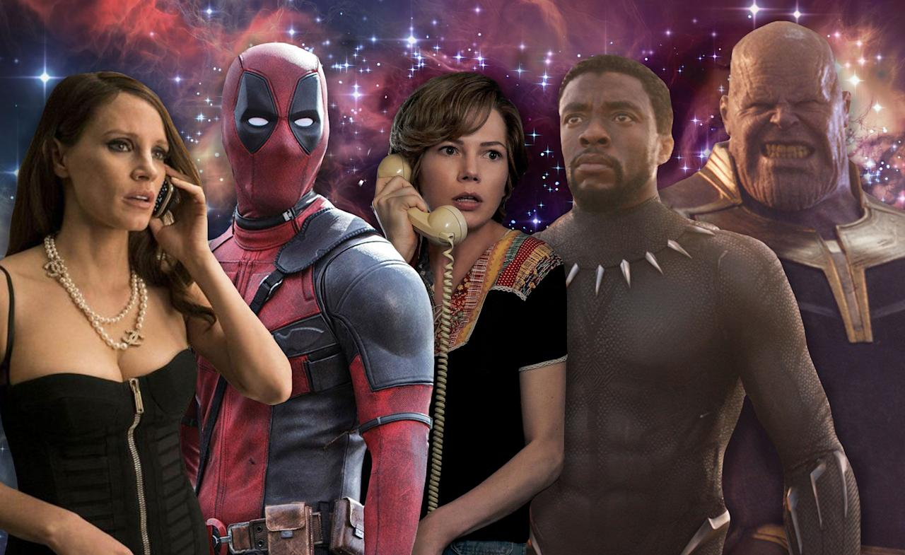<p>We're heading into the final stretch of 2018, so what better time to round up the best movies of the year so far. From massive superhero outings to Oscar contenders, there's been something for everyone this year.</p><p><strong>Note</strong> - This list isn't ranked in any way, but is in reverse chronological order with the most recent UK release first.</p>
