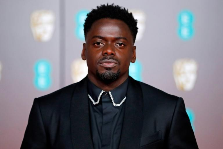British actor Daniel Kaluuya swept all the major prizes in the run-up to the Oscars