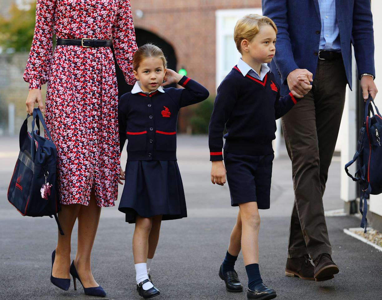 Royals respond to coronavirus: Prince George and Princess Charlotte to begin homeschooling 031bed40-58dd-11ea-bfb9-32e356e71730