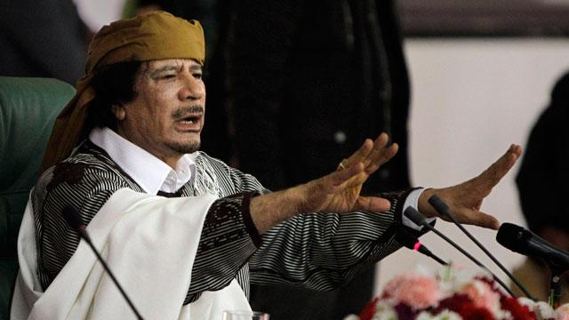 Libya: Moammar Gadhafi's Billions May be Unaccounted For (ABC News)
