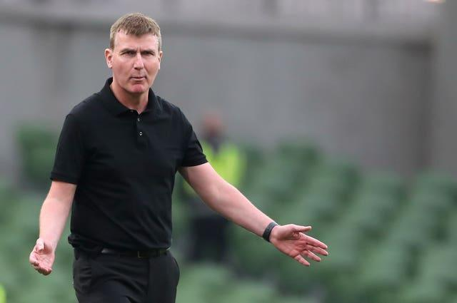 Stephen Kenny is yet to win a competitive match as Republic of Ireland manager in 11 attempts