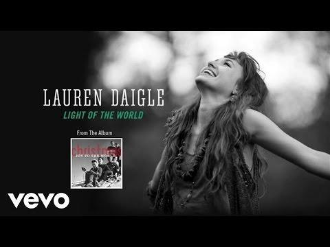 """<p>A song that references Jesus himself, Lauren Daigle's version of """"Light Of The World"""" is simply beautiful. The song was featured on her second studio album, <em>Behold: A Christmas Collection</em> (2016). </p><p><a href=""""https://www.youtube.com/watch?v=_cLhaZIBSpo"""" rel=""""nofollow noopener"""" target=""""_blank"""" data-ylk=""""slk:See the original post on Youtube"""" class=""""link rapid-noclick-resp"""">See the original post on Youtube</a></p>"""