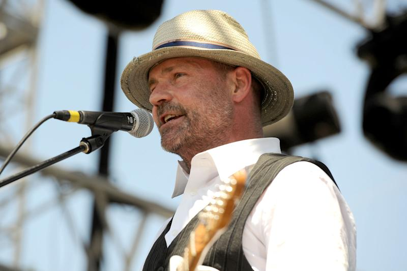 Tributes: Tragically Hip frontman Gord Downie: Frazer Harrison/Getty Images