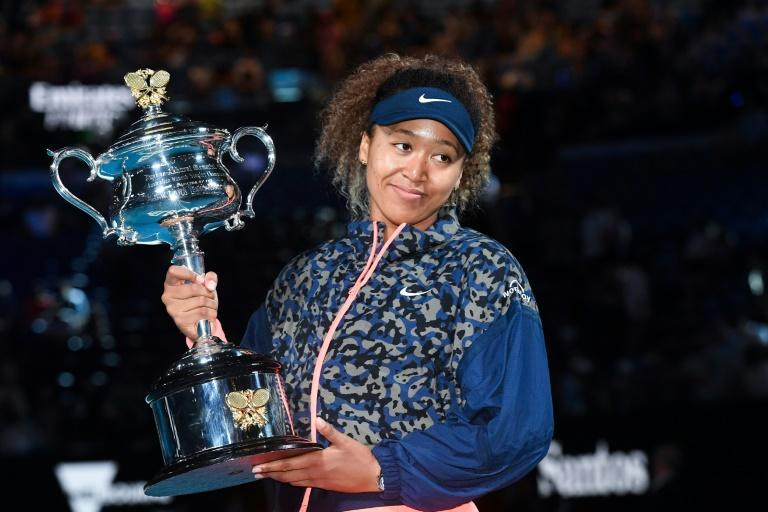 Japan's Naomi Osaka won the Australian Open for the second time