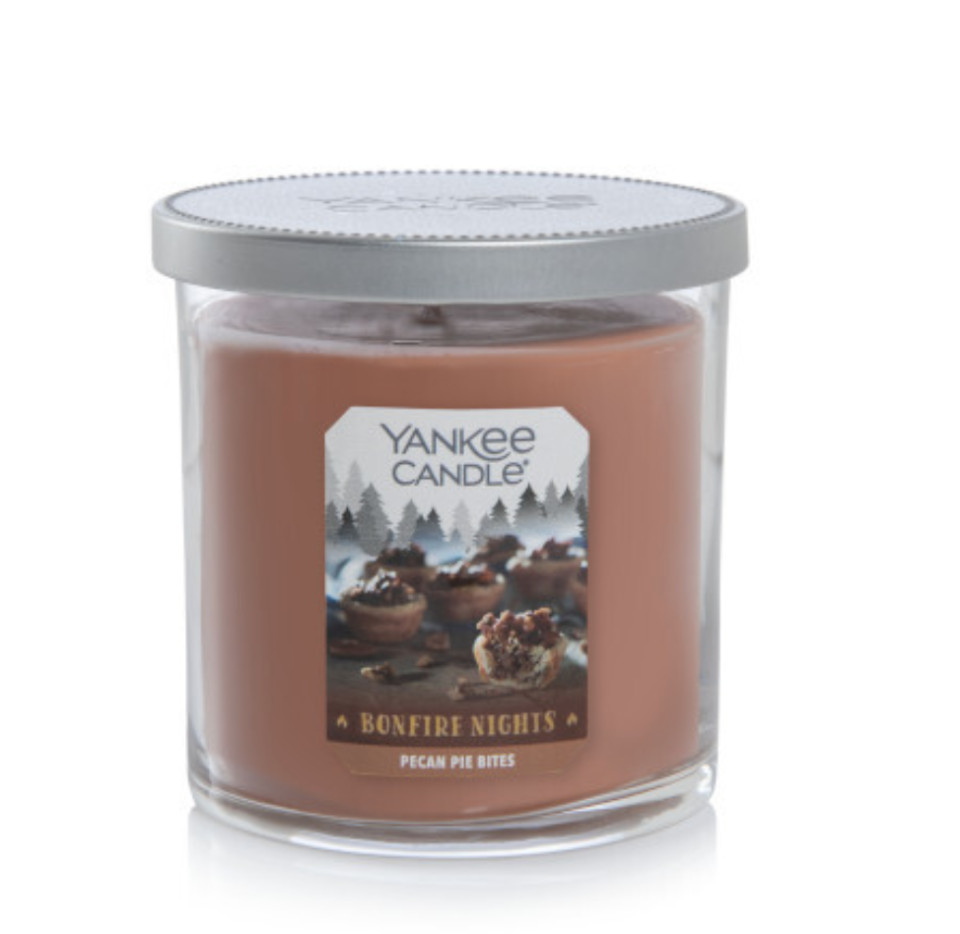 Pecan Pie Bites - on sale now during Yankee Candle's fall sale.